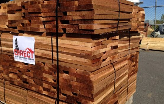 western red cedar - 2 4 555x352