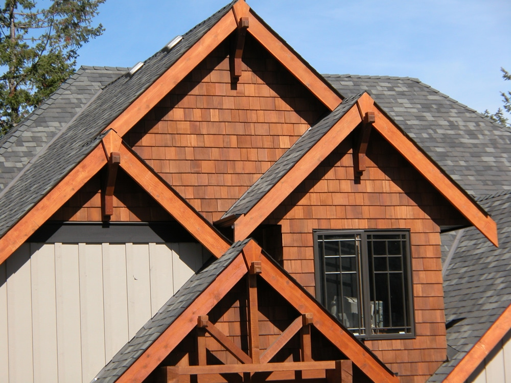 Cedar Shingle Clear Stain