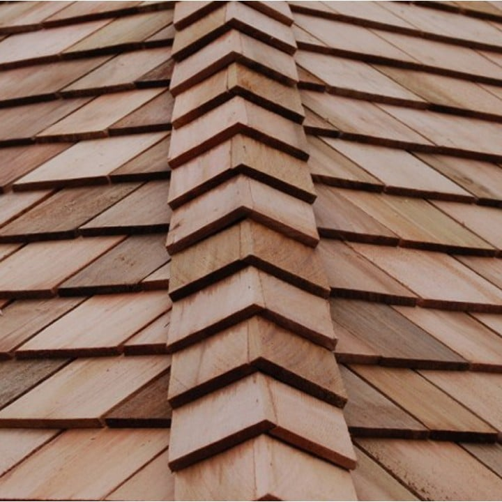 hip ridge cap roof