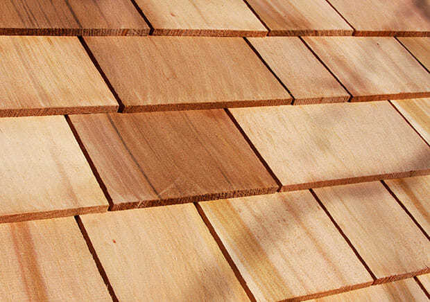 cedar shingles - western cedar 1