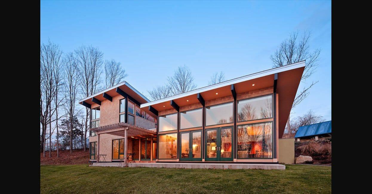 western red cedar semi-transparen - residence dutchess 11