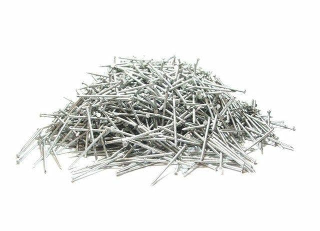 - bulk nails