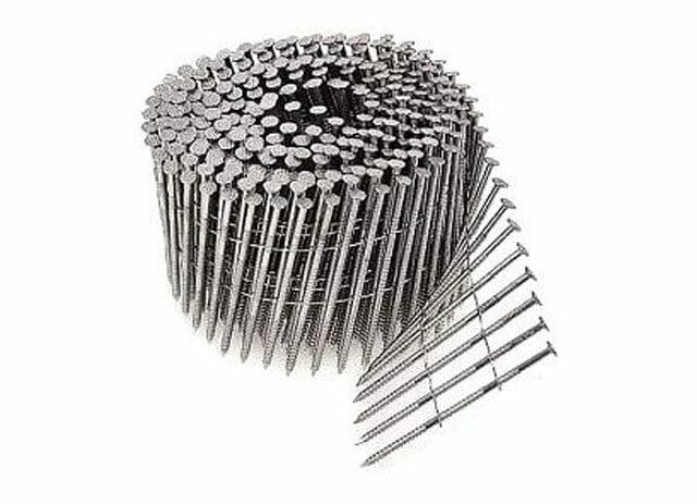 "1 ¼"" x .093, ring shank - collated nails"