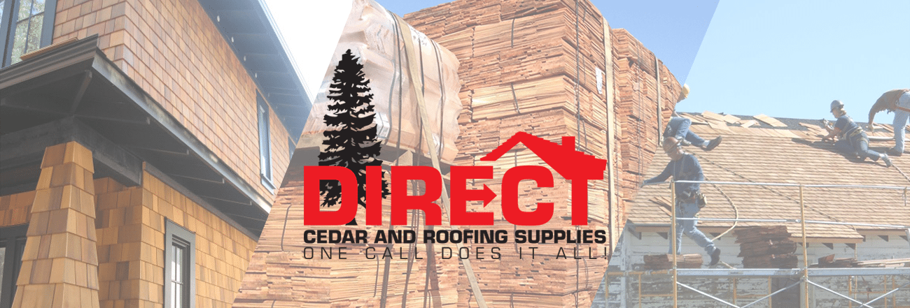 Direct Cedar and Roofing Supplies