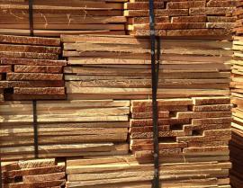 Western Red Cedar, Hand-Split & Resawn Shakes