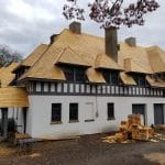 alaskan yellow cedar roofing shingles