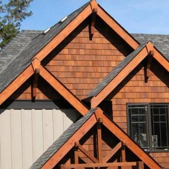 Cedar Shakes - Cedar Shingles Siding - Cedar Roofing