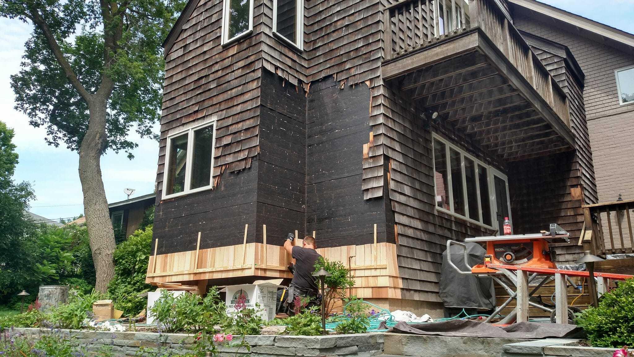 Three Benefits To Having A Cedar Shingle Siding Direct