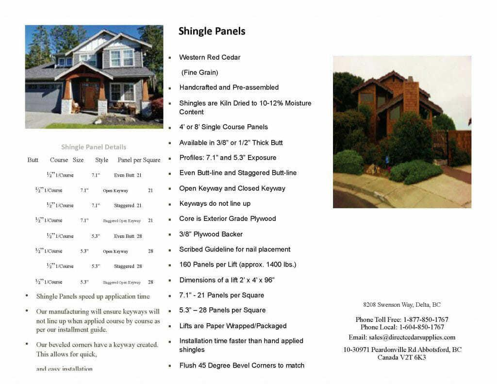 shingle panels - Direct Cedar Brochure Page 1 1024x791 1