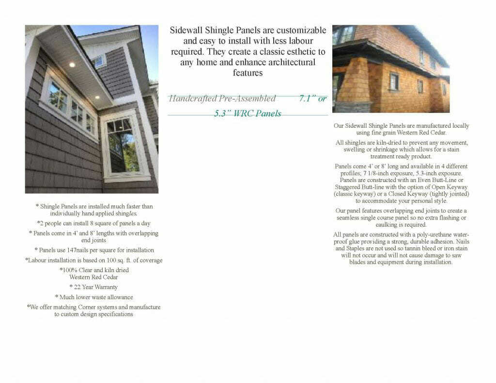 shingle panels - Direct Cedar Brochure Page 2 1024x791 1