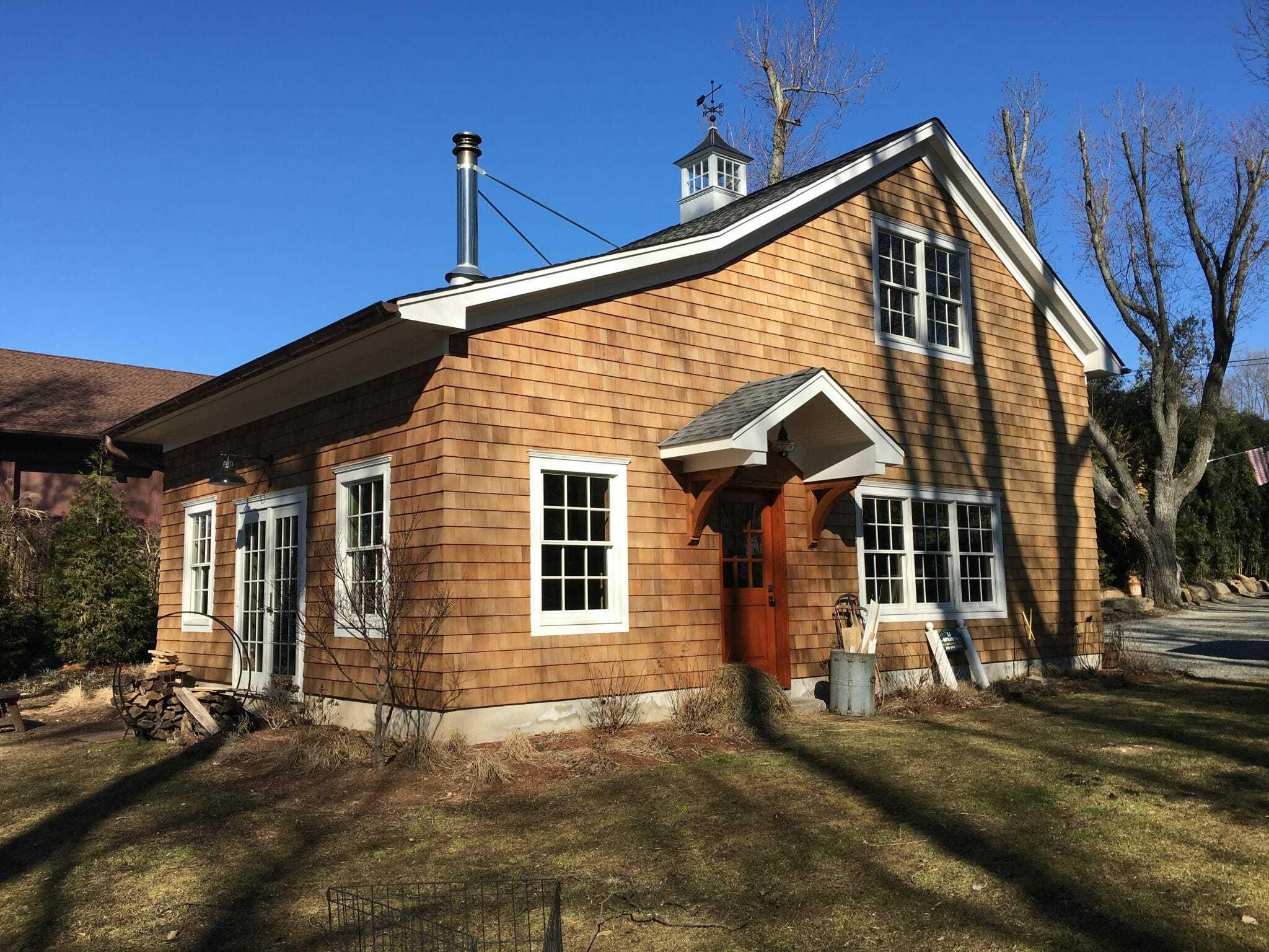 roofing shingles - Western Red Cedar