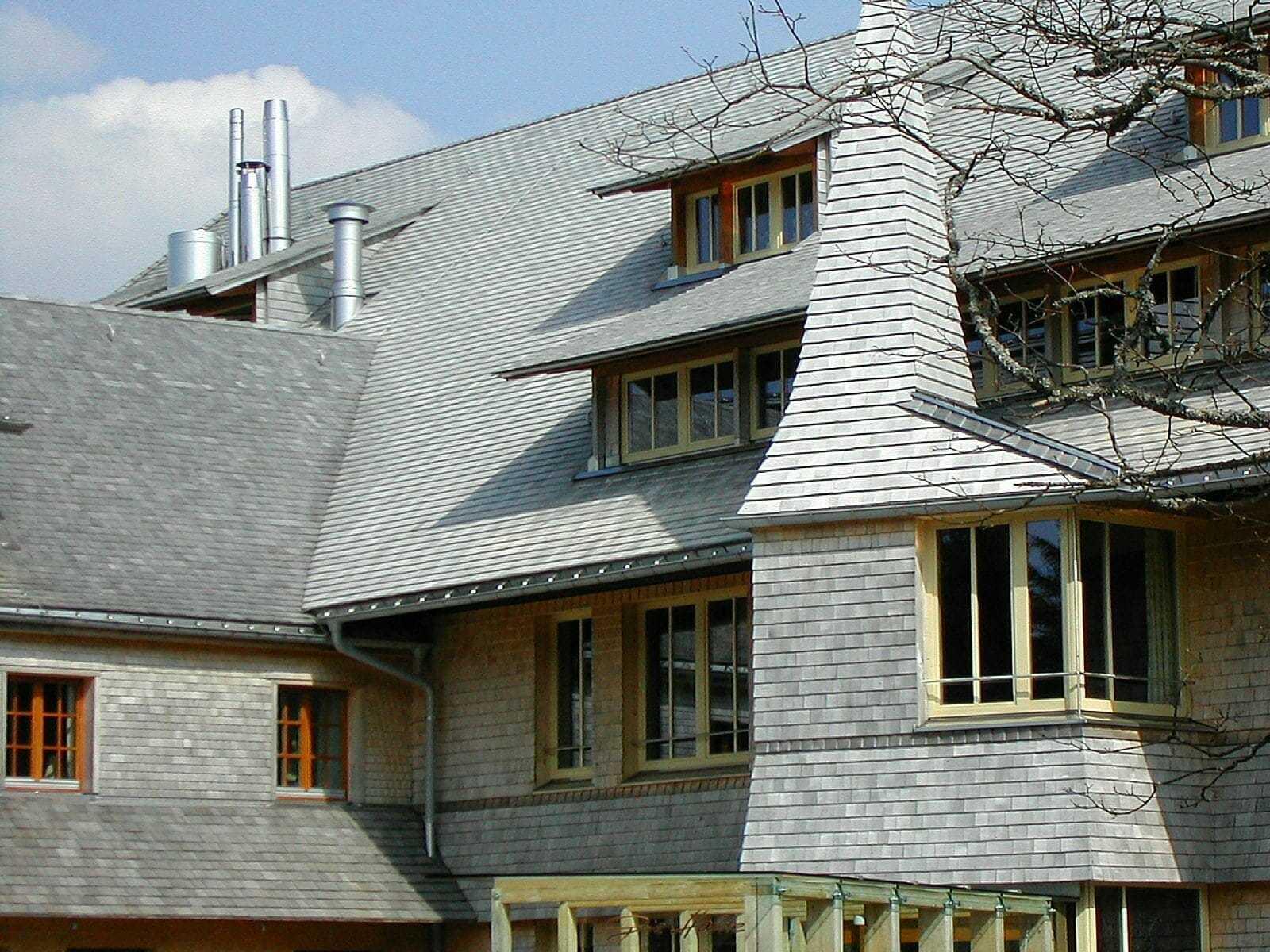 yellow cedar shingles - Yellow Cedar Roofing Siding Weathered