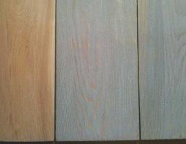 eastern white cedar shingles - EWC Natural vs Weathering Stain 270x209