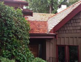 western red cedar resawn shakespeare - Handsplit Shakes 270x209
