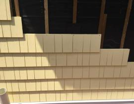 Alaskan Yellow Cedar Shingle Panel