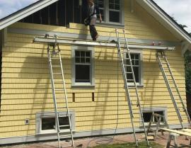 yellow cedar shingle panel - IMG 7574 270x209