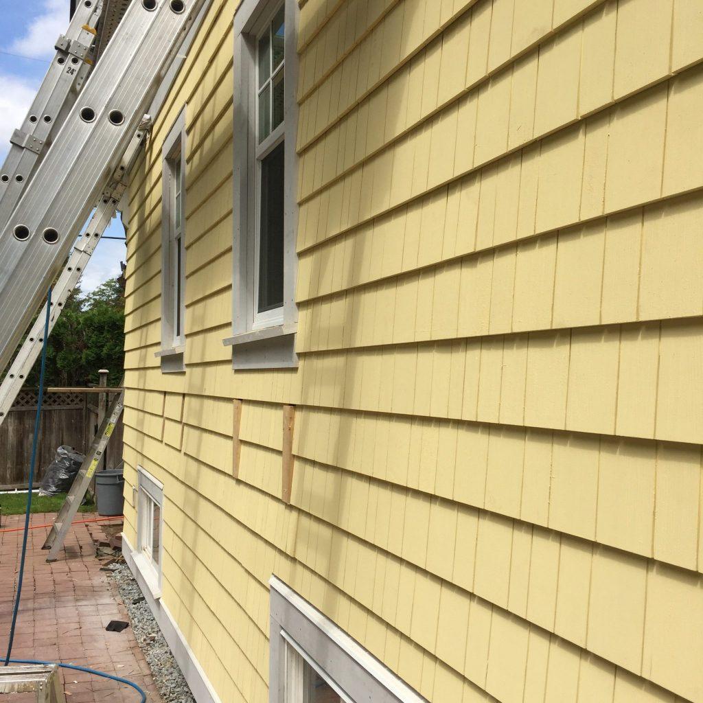Direct Cedar Supplies Yellow Cedar Shingle Panel