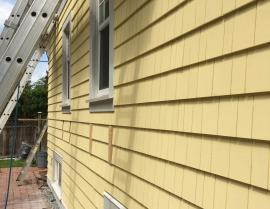 Yellow Cedar Shingle Panels