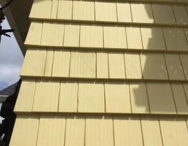 Yellow Cedar Shingle Panel