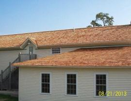 Western Red Cedar Shingles  - LDRO ROOF a 270x209 - Western Red Cedar, 18″ #1 Grade Perfection Shingles