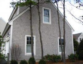 eastern white cedar shingles - Weathering Stain Eastern White 270x209