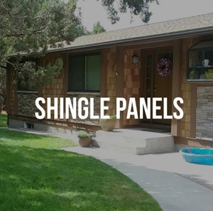cedar shingle - 1bfa47b2 shingle panels