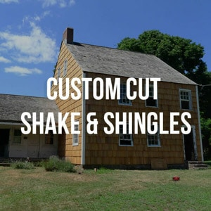 cedar shingle - 67cf4a90 custom cut shake shingles