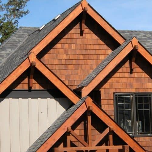 Western Red Cedar Shingles