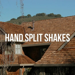 cedar shakes - f3fa6326 hand split shakes
